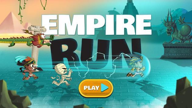 Empire Run poster