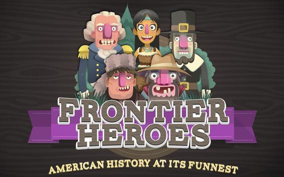 Frontier Heroes poster