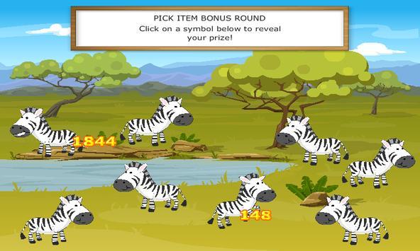 African Safari Slots apk screenshot