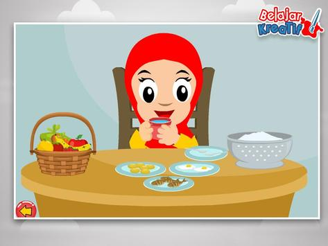 Huruf-huruf Hijaiyah screenshot 13