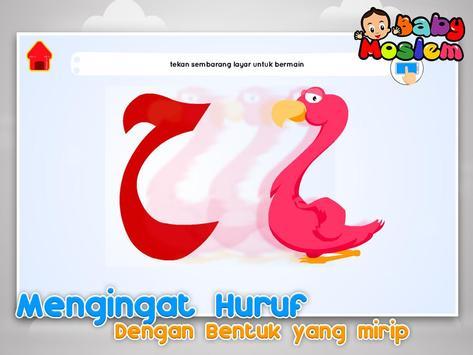 Huruf-huruf Hijaiyah screenshot 12