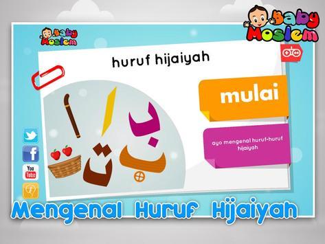 Huruf-huruf Hijaiyah screenshot 1