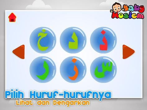 Huruf-huruf Hijaiyah screenshot 2