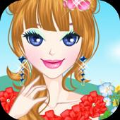 跳舞女孩化妆 icon
