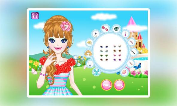 跳舞女孩化妆 screenshot 1