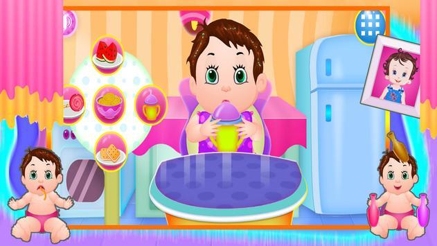 Baby Lisi NewBorn Baby Care apk screenshot
