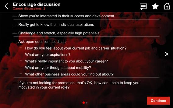 Hiscox Management Coach screenshot 2