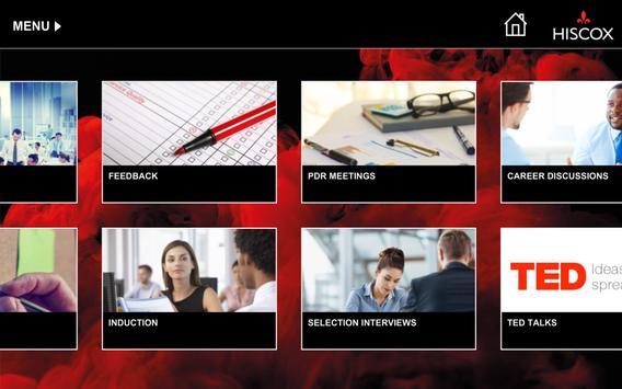 Hiscox Management Coach screenshot 5