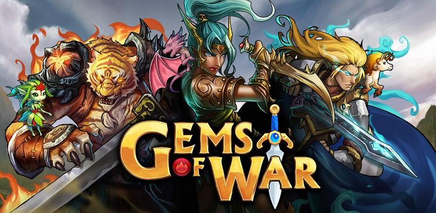 Gems of War - Match 3 RPG APK