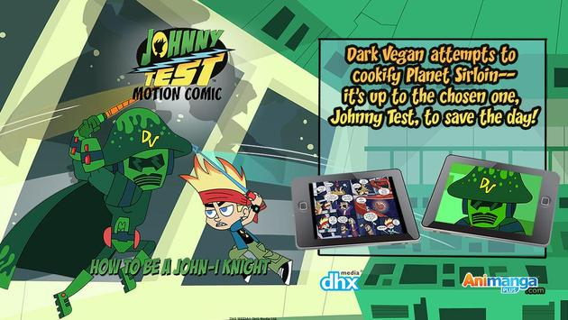 Johnny Test poster