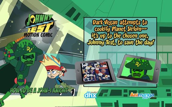 Johnny Test apk screenshot