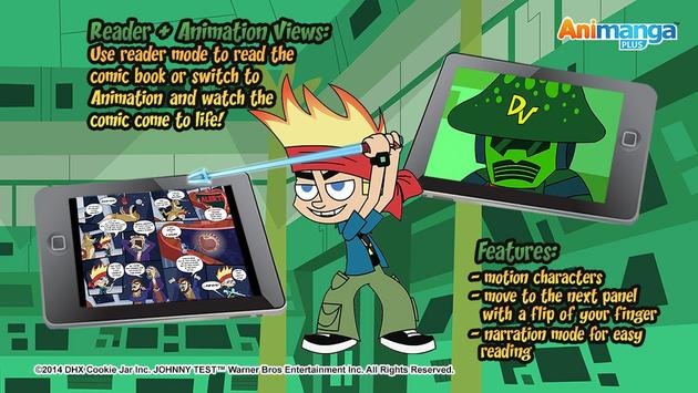 Johnny Test screenshot 1