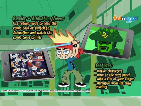Johnny Test screenshot 7