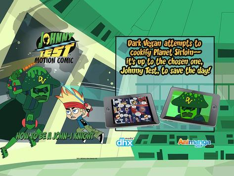 Johnny Test screenshot 6