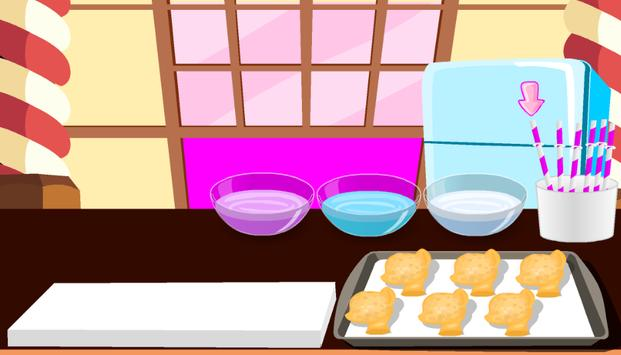 Pony Cake Maker cooking game apk screenshot