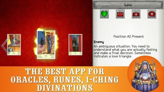 Oracles and Runes divinations screenshot 5