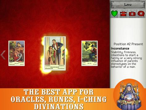 Oracles and Runes divinations screenshot 10