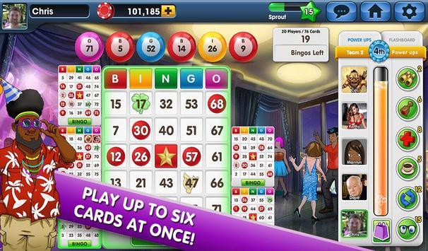 Wild Party Bingo screenshot 14