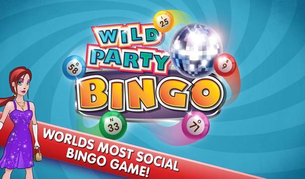 Wild Party Bingo screenshot 10