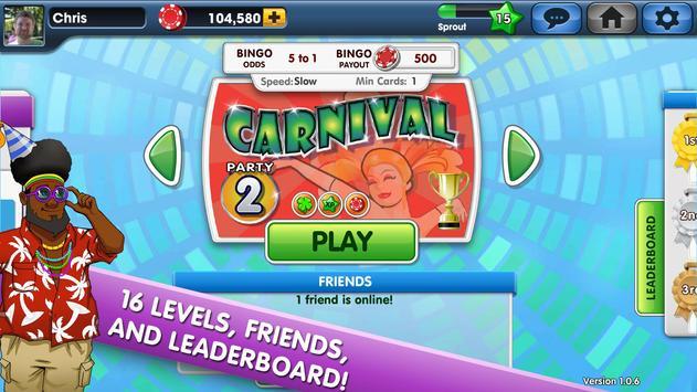 Wild Party Bingo screenshot 1