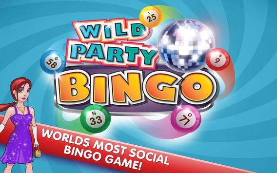 Wild Party Bingo screenshot 5