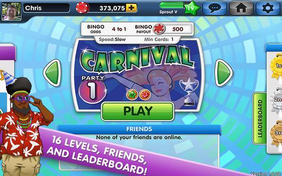 Wild Party Bingo screenshot 6