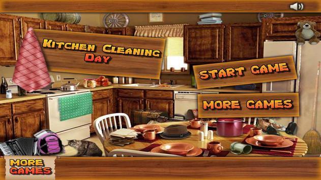Kitchen Hidden Object apk screenshot