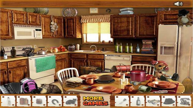 Kitchen Hidden Object apk screenshot