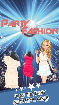 Dress Up Games Party Fashion apk screenshot