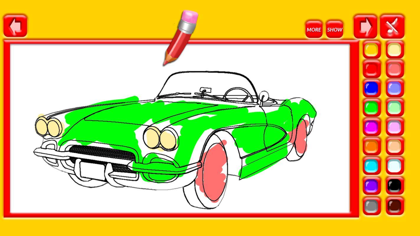 Araba Boyama Oyunu For Android Apk Download
