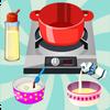 spelletjes koken donuts-icoon