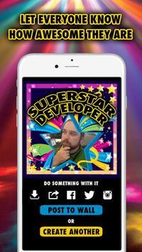 Superstar Developer apk screenshot