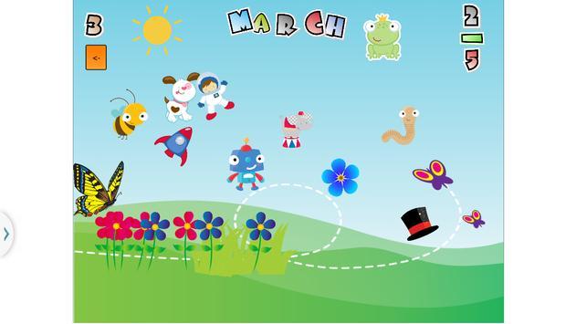 Learn Seasons And Months screenshot 4