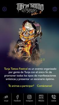 Tunja Tattoo Festival screenshot 2