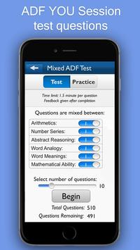 ADF Test Trainer (YOU Session) poster
