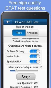 CFAT Test Trainer screenshot 5