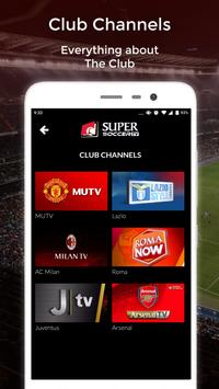 Super Soccer TV apk screenshot