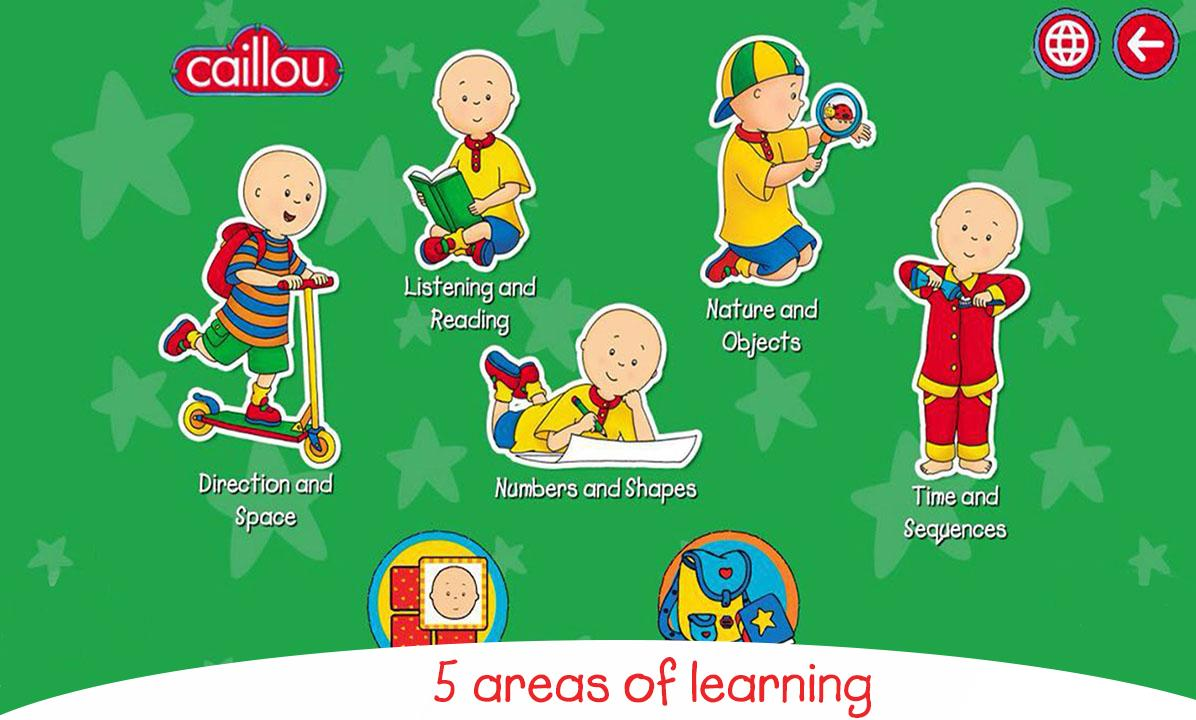 Caillou for Android - APK Download
