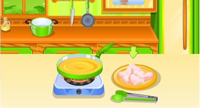 Juegos De Cocinar Pollo | Juegos De Cocina De Pollo Descarga Apk Gratis Arcade Juego Para