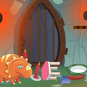 Cleaning Games - Dinosaurs apk screenshot