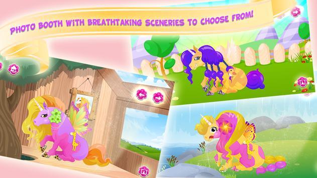 Glitter Pony Salon apk screenshot