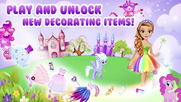 Preschool Learning: Princess poster