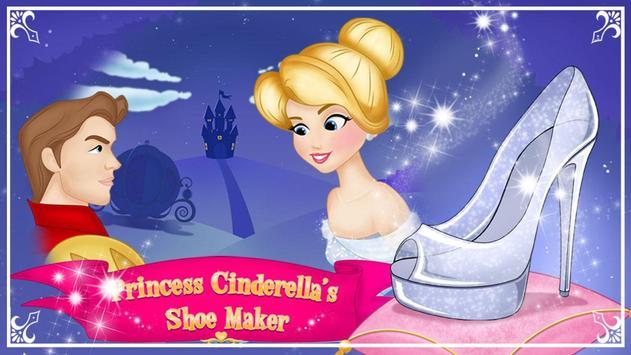 Princess Cinderella Shoe Maker apk screenshot