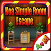 Koa Simple Room Escape icon