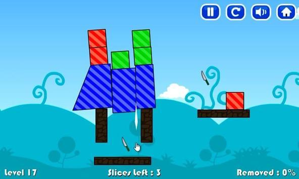 Sliceee!!! apk screenshot