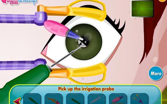 Deni Eye Surgery poster