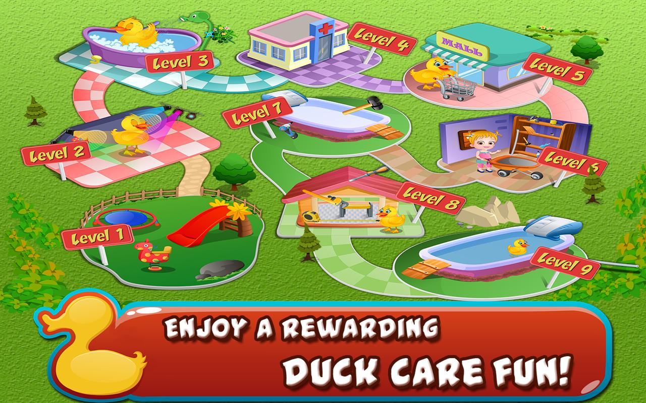 Baby Hazel Duck Life for Android - APK Download