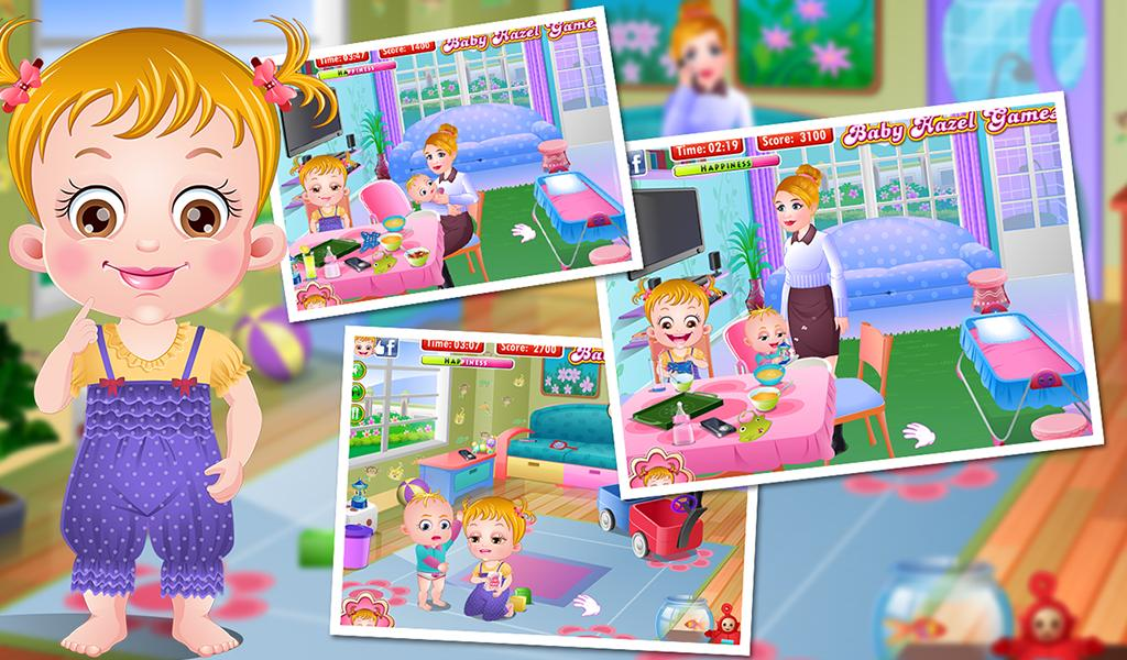 Baby Hazel Baby Care Games for Android - APK Download