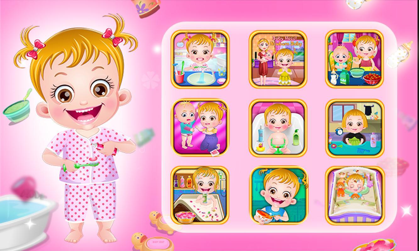 Baby Hazel Games List