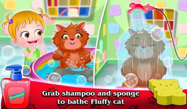 Baby Hazel Fluffy Cat screenshot 10